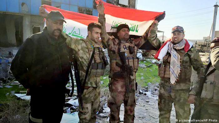 """Armee vertreibt IS """"vollständig"""" aus Ramadi"""