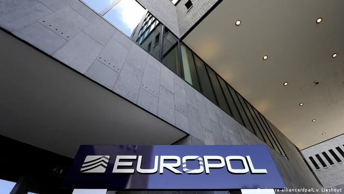 Niederlande Europol Zentrale in Den Haag