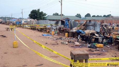 У Нігерії смертники підірвали себе на ринку: щонайменше десять загиблих