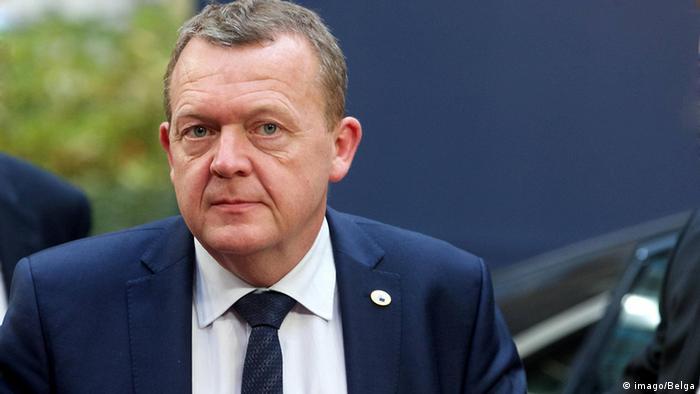 Dänemark Lars Lokke Rasmussen (imago/Belga)