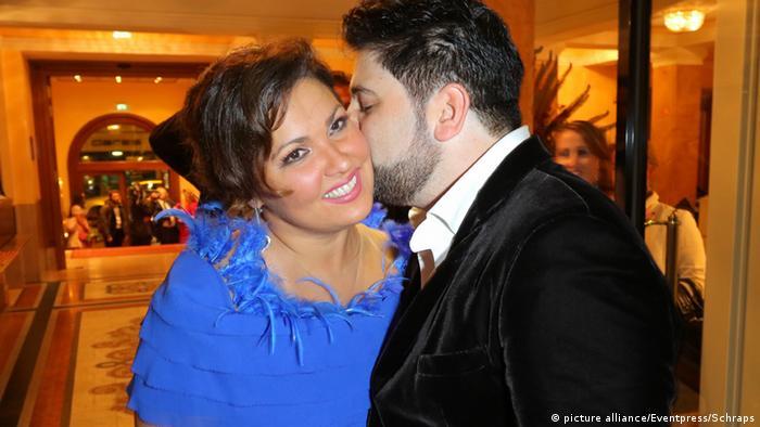 Anna Netrebko und Yusif Eyvazov (Copyright: picture alliance/Eventpress/Schraps)
