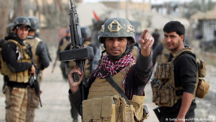 Irak Rückeroberung von Ramadi