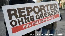 Deutschland Reporter ohne Grenzen