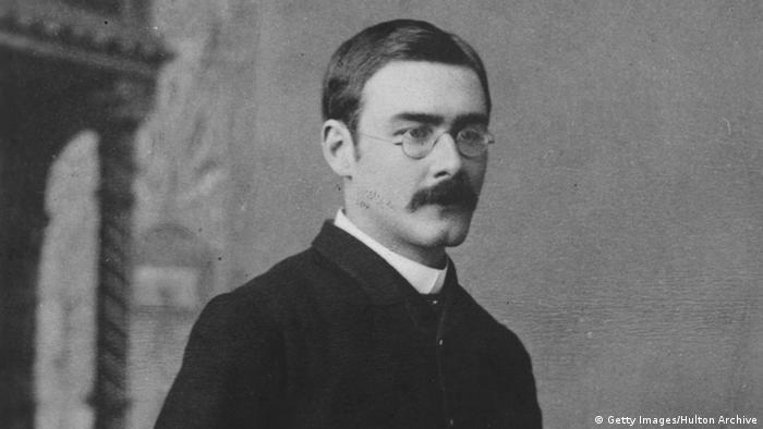 Joseph Rudyard Kipling ca. 1905 (Getty Images/Hulton Archive)