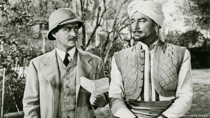 Errol Flynn in Kim