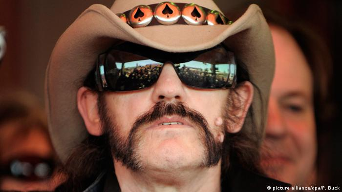 USA Lemmy Kilmister in Hollywood (picture alliance/dpa/P. Buck)