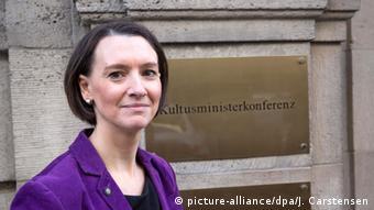 Deutschland Claudia Bogedan Neue Chefin der KMK