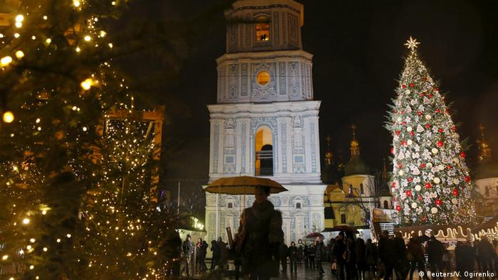 Різдво у Києві