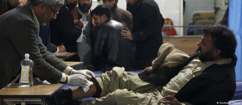 Ataque em província noroeste foi reivindicado pelo Jamaat ur Ahrar