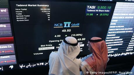 Saudi Arabien Börse