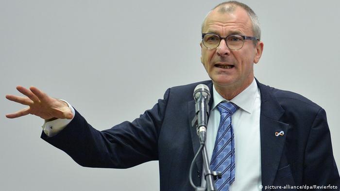 Deutschland Politiker Volker Beck in Bochum