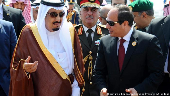 العاهل السعودي يختم زيارته لمصر بعقد اتفاقيات استراتيجية