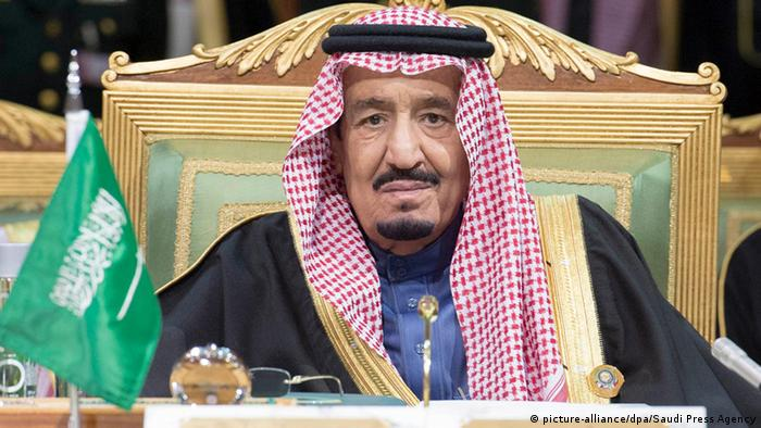 Saudi-Arabien König Salman bin Abdulaziz Al Saud (picture-alliance/dpa/Saudi Press Agency)