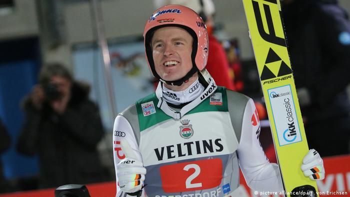 Deutschland Severin Freund Vierschanzentournee 2015