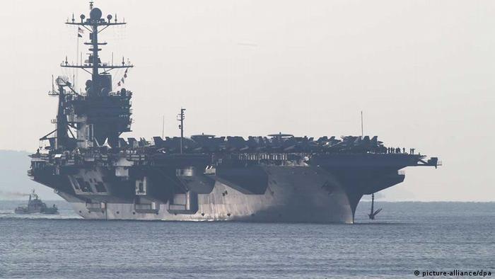 USS Flugzeugträger Harry S. Truman