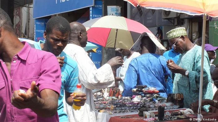Kamerun Muslime und Christen