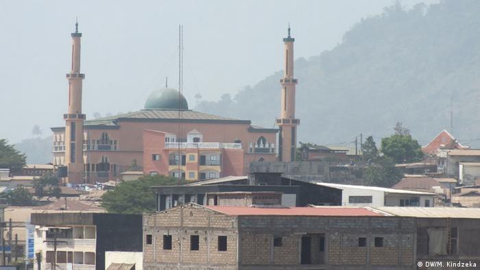 Cameroon Yaounde Tsinga Mosque