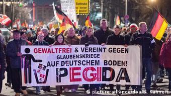 Deutschland Pegida