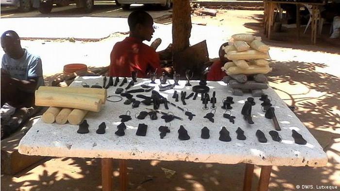 Afrika Mosambik Mussiro