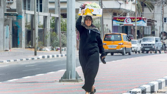 Palästina Alltag im Gaza-Streifen (picture alliance/ZB/J. Büttner)