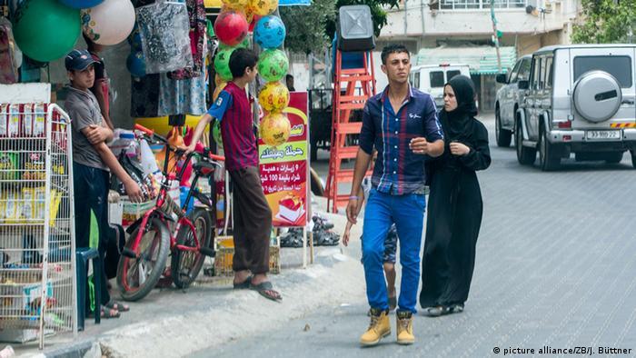Palästina Alltag im Gaza-Streifen