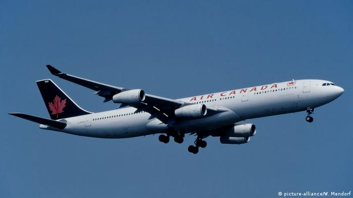 Air Canada Jet Was 30 Meters From Hitting Two Other Planes Investigator News Dw 14 07 2017 Aviation photos of air canada aircraft shared by photographers from around the world. air canada jet was 30 meters from