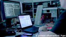 Symbolbild BBC Hacker Attack