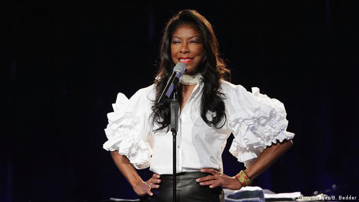 Natalie Cole (Getty Images/B. Bedder)