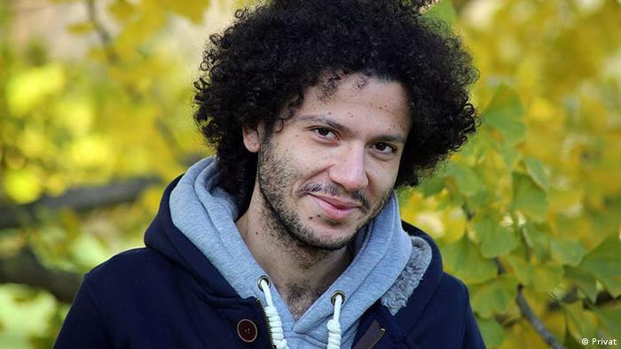 Abwab-Chefredakteur Ramy al-Asheq (Foto: privat)