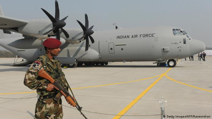 Indien Luftwaffe Archiv (Getty Images/AFP/Raveendran)