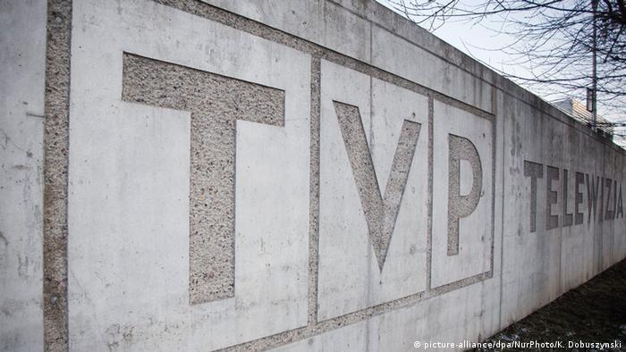 TVP building in Warsaw