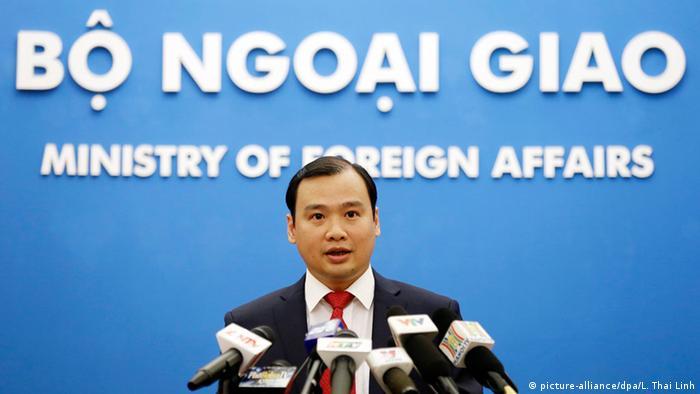 Vietnam und China Streit um das Südchinesische Meer