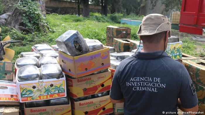 Los decomisos de droga en México no son suficientes, afirma el informe de EE.UU. (archivo)