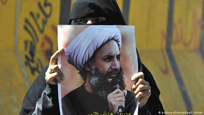 Jemen Protest Hinrichtung Scheich Nimr al-Nimr in Saudi Arabien Archiv