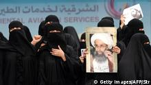 Saudi Arabien Protest Hinrichtung Scheich Nimr al-Nimr Archiv