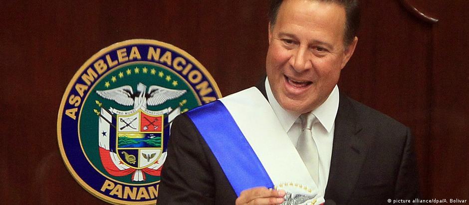 Varela ressaltou que os documentos se referem a uma empresa e não ao Panamá e seu sistema financeiro
