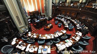 Uruguay Parlament
