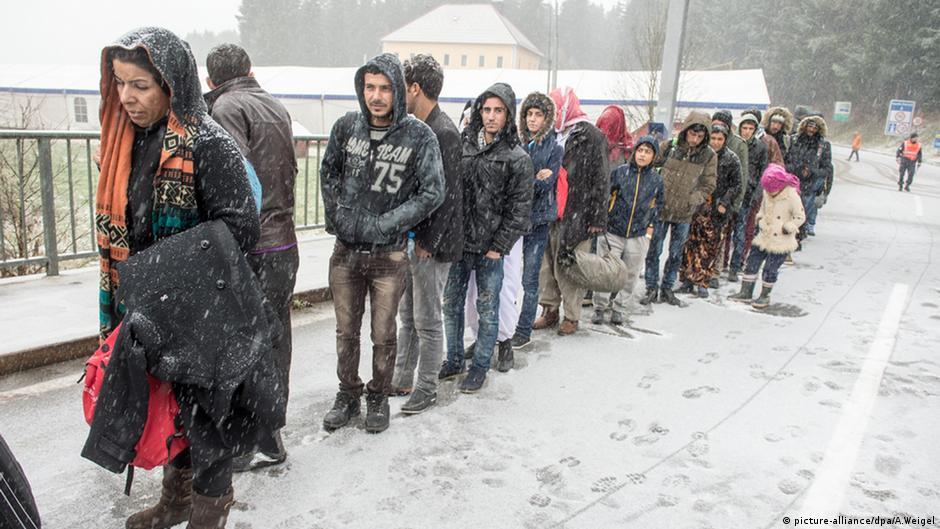 Австрія вимагає у Єврокомісії 600 мільйонів євро на утримання біженців   Новини - актуальні повідомлення про події в світі   DW   06.02.2016