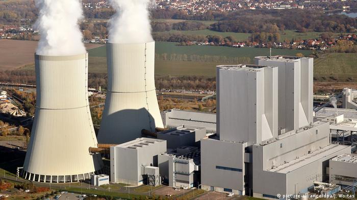Kohlekraftwerk in Lippendorf