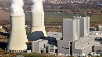 Угольная электростанция в Липпендорфе