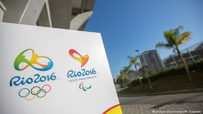 Brasilien, Olympische Spiele 2016 Symbolbild