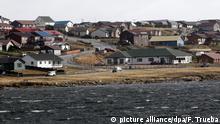 Großbritanien Falklandinseln