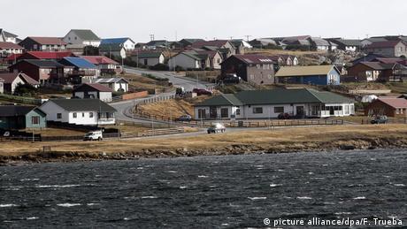 Großbritanien Falklandinseln (picture alliance/dpa/F. Trueba)