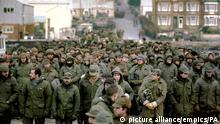 Großbritanien Falklandkrieg 1982 Kriegsgefangene