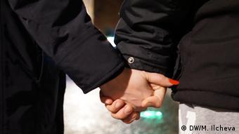 Deutschland Asyl Albanisches Ehepaar