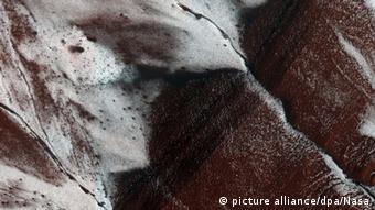 Το έδαφος στον Άρη δεν περιέχει τις οργανικές ουσίες του γήινου χώματος