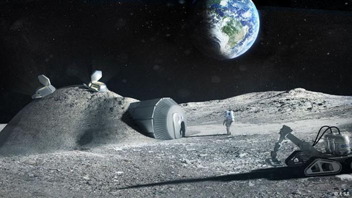 NASA Moon Village