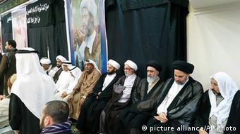 Mourning for Nimr al-Nimr