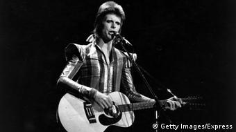 Großbritannien David Bowie Ziggy Stardust Konzert in London (Foto: Getty Images/Express)