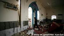 Irak Anschlag auf Moschee in Hilla